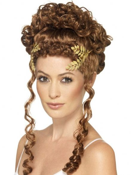 Roman Laurel Leaf Headpiece